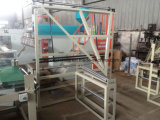 Мешок пленки воздушного пузыря PE Ybqb делая машину с двойным скоросшивателем