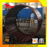 3500mm持ち上げられたアーチ形にされたトンネルのボーリング機械