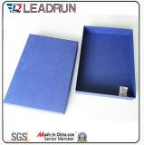 La caja de embalaje de la cartulina de papel para la capa de polvo de la capa del viento de la capa de los pantalones Juego-Viste la alineada de las mujeres, paño de los hombres del desgaste de hombres (S95)