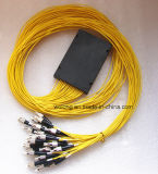 1X32 FC PC 눈 섬유 CATV 쪼개는 도구