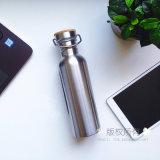 Бутылка восходящего потока теплого воздуха бутылки спорта бутылки воды бутылки питья нержавеющей стали