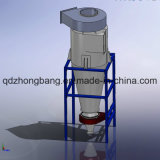 高品質の粉の供給の中心の粉の回復システム