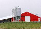 家禽装置、鉄骨構造のニワトリ小屋、家禽は収容する(JW-16212)