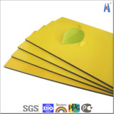 4mm PVDF Coating Bendable Plastic Core ACP
