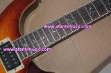 Carrocería y cuello de caoba/guitarra eléctrica de Afanti (APR-047)