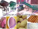 Beste verkaufenkartoffel-Manioka-Stärke, die Produktionszweig Maschine bildet
