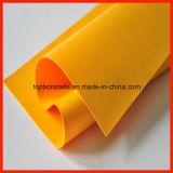 Превосходная крышка Tb017 тележки брезента ткани с покрытием PVC