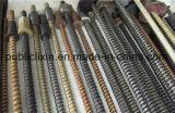 Твердое стеклянное волокно штанги подвергая резьбу механической обработке