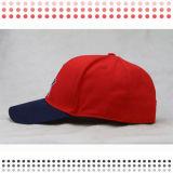 Изготовленный на заказ бейсбольные кепки панели пробела 5 вышивки