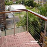 DIY 현대 고품질 케이블 Railing/Balustrade