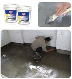 Capa/mezcla impermeables modificadas polímero del cemento de Js