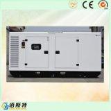 Générateur triphasé des prix 75kVA du générateur 60kw à C.A. avec l'écran silencieux