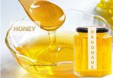 記憶の蜂蜜、食糧、ピクルス、ガラスビンのための400mlガラス瓶