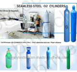Медицинские автоматические системы коллектора газа O2/N2/CO2/N2o