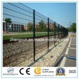 Colorer la frontière de sécurité enduite par vinyle de maillon de chaîne pour le stade