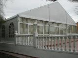 Famoso grande de alumínio do banquete de casamento da barraca da atividade ao ar livre do frame 25X75m em Nigéria