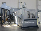 Completo máquina automática de moldeo por soplado
