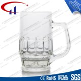 280ml極度の白いガラスビールコップ(CHM8051)