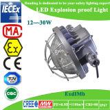 위험한 Passway를 위한 채광 이용된 12-30W LED 폭발 방지 빛