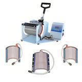 販売のための1台の昇華低価格のコンボのマグの熱の出版物機械に付き直接製造業者4台