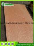 las caras de 21m m laminaron la madera contrachapada de la melamina para los muebles y la puerta