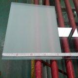 стекло 3.2mm низким сделанное по образцу утюгом Tempered Eoughened для солнечной доски