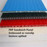 FRP Polyester erhöhte Verbundbienenwabe-Panels