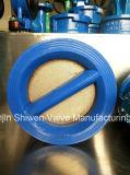 Крупноразмерный задерживающий клапан нержавеющей стали (H77X-10/16)