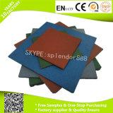 体操のためのゴム製床のマット、運動場のゴム製床のマット10-50mm