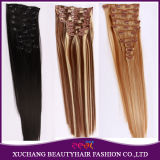 "자유로운 Shipping 20 "" Hair Extensions에 있는 120gram Full Head Clip"
