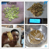 Drague d'extraction de l'or de drague d'or de la drague 100t d'aspiration d'or