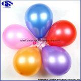 De naar maat gemaakte Afgedrukte Ballon van de Parel Latex met Embleem
