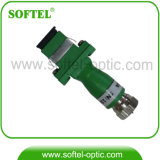 F Male FTTH Mini Passive Optical Node에 2016 새로운 Type Sc