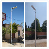 La plus haute qualité concurrentielle de haute qualité Tout en un 60W High Power Solar Street Light