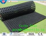 Couvre-tapis en caoutchouc résistant à l'acide anti Slip&#160 de couvre-tapis en caoutchouc d'évacuation ; Rubber&#160 ; Couvre-tapis en caoutchouc de résistance de pétrole de couvre-tapis