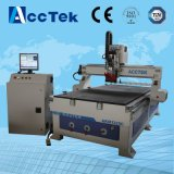Low普及したCost Automatic 3D Wood Carving Machine CNC Router Akm1325c