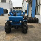 農業のパーム油のトラクターのダンプ