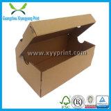 선물 단화를 위해 포장하는 주문 골판지 판지 상자
