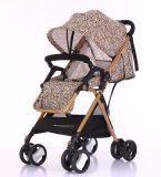 Buggy portátil do Pram do portador do caminhante do carrinho de criança de bebê do modelo novo