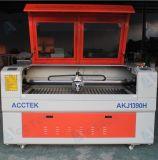 acier inoxydable fonctionnant de la précision 1.5mm de taille de 1300X900mm haut, acier du carbone, profondément acrylique, plexiglass, machine de gravure en bois de la machine de découpage de laser/laser