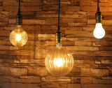 Bulbo de lâmpada do diodo emissor de luz do poder superior E27 9W do filamento G95/G125 com brilhante elevado