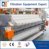 Filtre-presse automatique d'acier inoxydable pour les intermédiaires pharmaceutiques