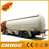 Vrachtwagen van het Cement van de Lage Dichtheid van ISO CCC Goedgekeurde 8X4 Bulk