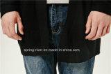 de 30%Wool Gelaten vallen Lange Cardigan van de Mensen van de Schouder 70%Acrylic