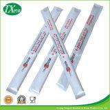 Palillos envueltos en papel llenos de Tensoge en China