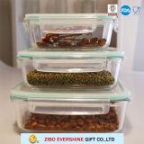 Glasvorratsbehälter für Nahrung oder Frucht