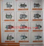 Alternateur de pièces de rechange de grue de rouleau de pelle rétro de bouteur d'excavatrice de machine de construction