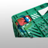 プラスチック折りたたみ多彩な記憶の道具箱のバスケットの安い工具セット