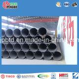 Hot DIP tube en acier galvanisé au zinc avec ERW