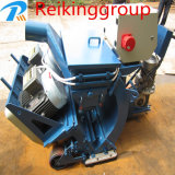 Máquina de sopro eficiente durável do tiro da limpeza da superfície de estrada